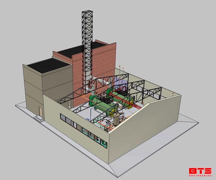 Компания БТС-ИНЖИНИРИНГ осуществляет проектирование и реконструкция котельных