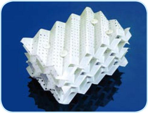 SEPAK®-P (Пластикова структурована насадка)